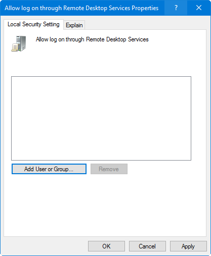 screen shot of Windows 7 system dialogue box